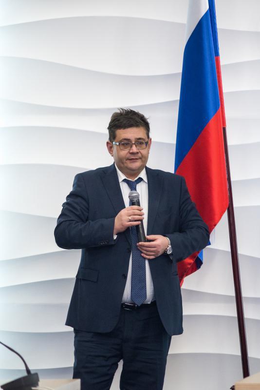 Заместитель председателя Правительства Чибисов Алексей Валерьевич